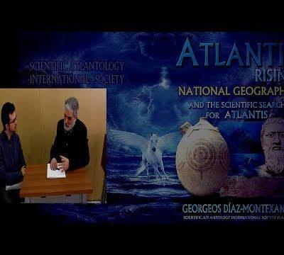 Entrevista a Georgeos Diaz Montexano en la UGR por Roberto de la Encina - Revista Digital Argárica.