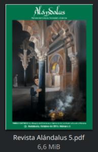 Revista Alándalus nº 5