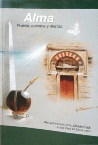 Contraportada ALMA. Poesía, cuentos y relatos - Portada.
