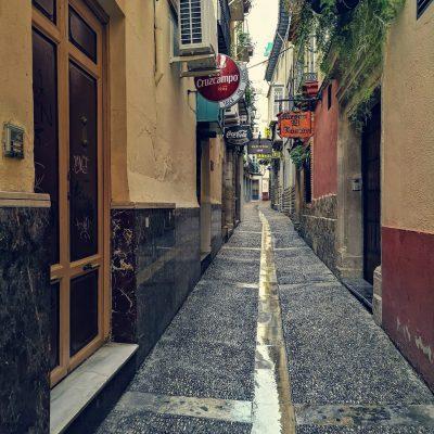 Calle Bernardo López - JAVIER LEÓN COTARELO