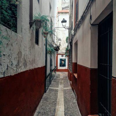 En el recuerdo, Palomino Kaiser, en la Calle Arco del Consuelo - JAVIER LEÓN COTARELO