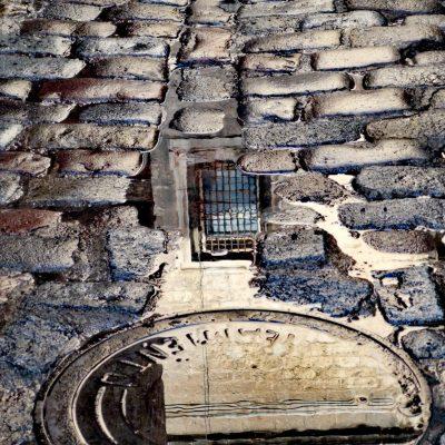 El ojo de la Calle Almenas - JAVIER LEÓN COTARELO